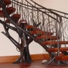 Tree Stair Railing
